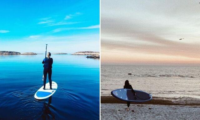 En annorlunda naturupplevelse – med Stand Up Paddle boarding