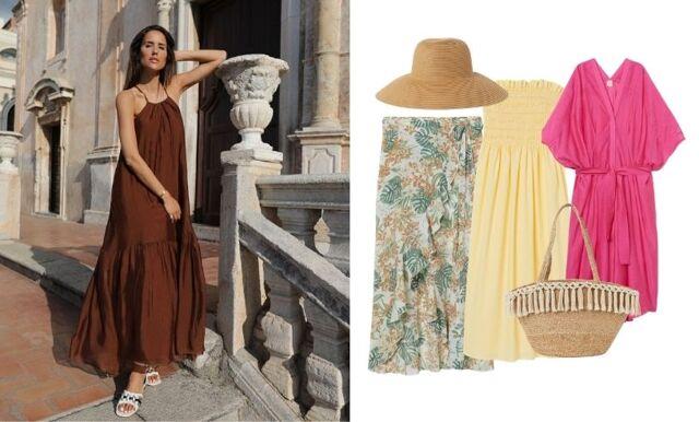 Strandhäng med stil! 35 stilsäkra klänningar, kaftaner och accessoarer till semestern