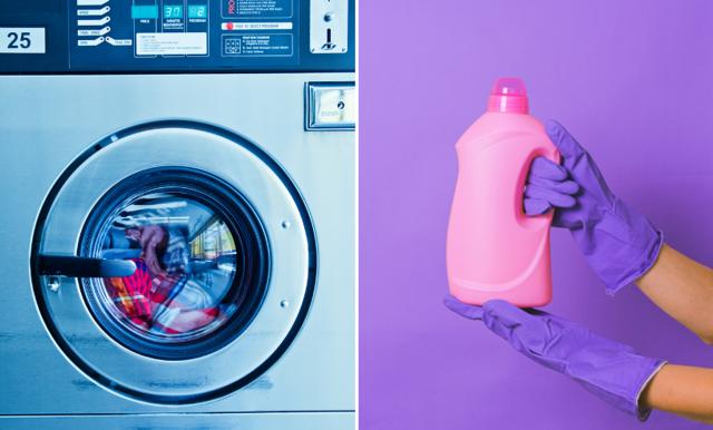 Fem smarta hacks när du tvättar kläder