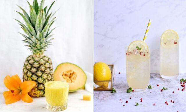 Alkoholfria sommardrinkar – 6 tips på fräscha och svalkande drinkar