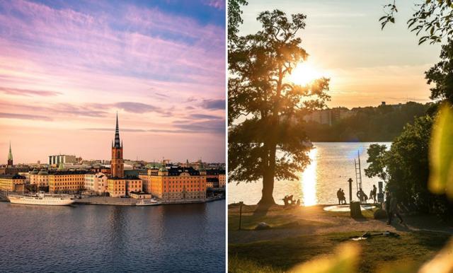 Våra 9 bästa tips på saker att göra i Stockholm i vår och sommar!