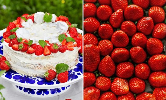 Sommartårtan – godaste bakverket för varma dagar