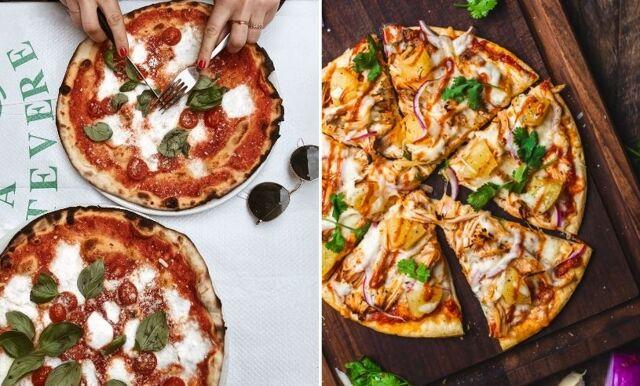 Detta säger din favoritpizza om dig