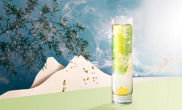 Smaka på tusenåriga folksagor i nya drinkrecept