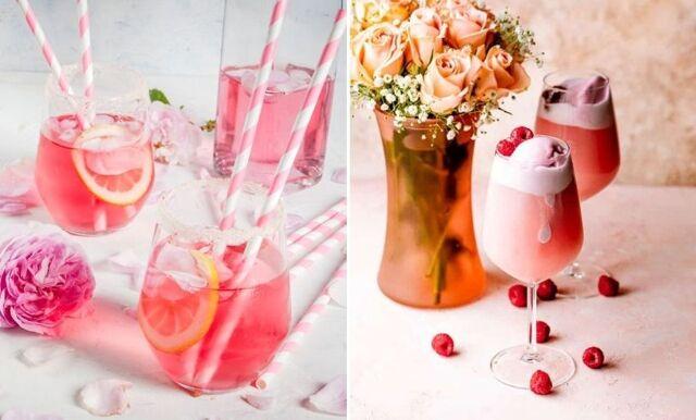 7 svalkande och somriga drinkar med rosévin