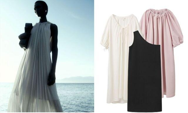Sommarens finaste klänningar hittar vi hos COS – vi listar våra 20 favoriter