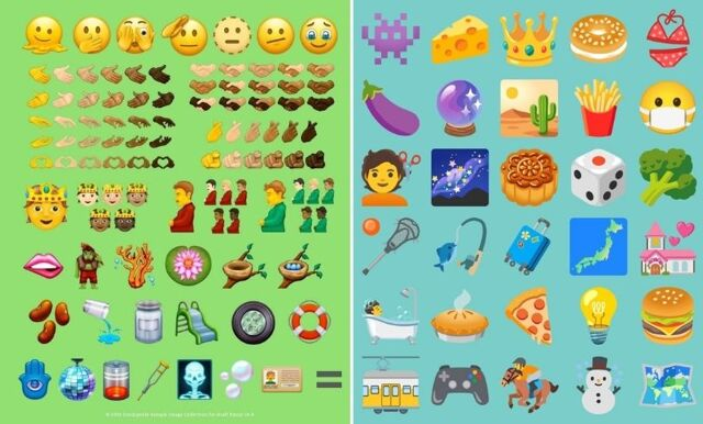 Internationella emojidagen – gravid man och multikulturellt handslag bland nya emojis i år
