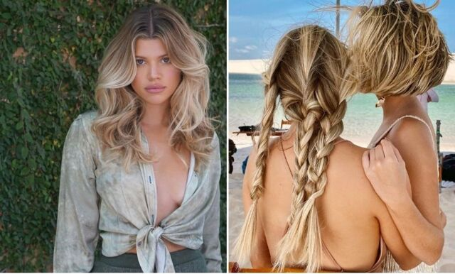 """""""Baby blonde"""" är hårfärgen som trendar hos kändisarna just nu"""