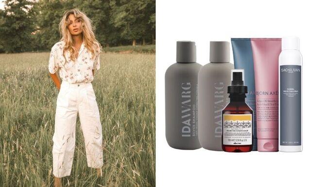 Expertens 6 bästa tips – så vårdar du håret under (och efter) semestern
