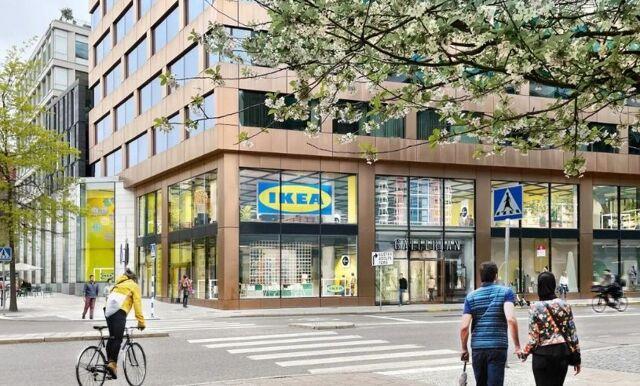 IKEA storsatsar i Stockholm – med ett varuhus i Gallerian 2022