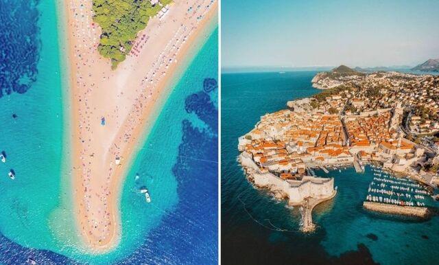 10 fantastiska resmål i Kroatien