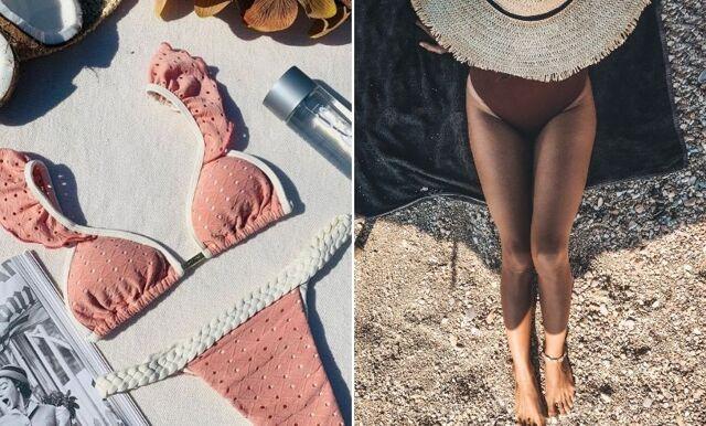 4 enkla tips som gör att dina bikinis och baddräkter håller sig fräscha längre