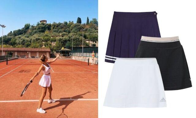 Tenniskjolen – stilsäker både på och utanför banan
