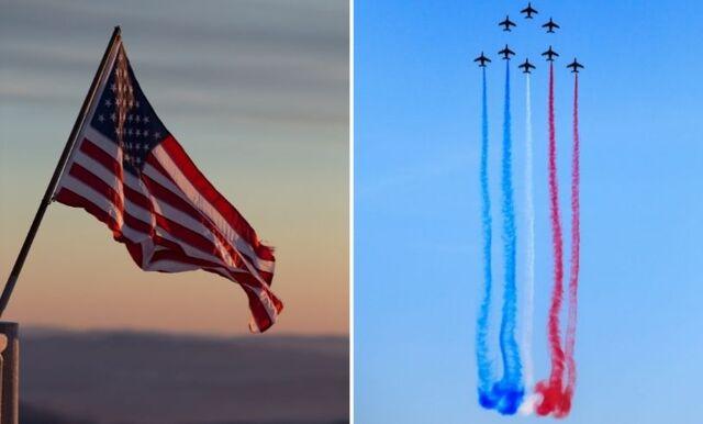 Därför firas USA:s nationaldag