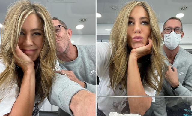 Produkten bakom Jennifer Aniston fantastiska svall – hårsprayet som är räddaren i nöden för alla med tunt hår