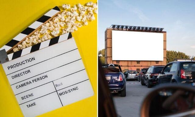 Åk på drive-in-bio i sommar – vi listar tid och plats