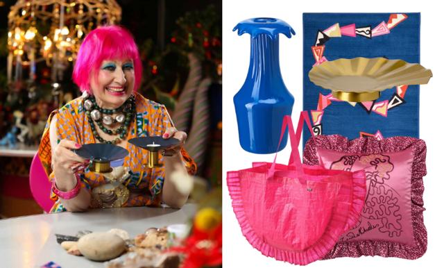 Zandra Rhodes x IKEA – se hela kollektionen här!