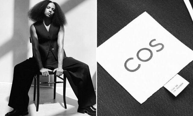 COS gör debut på London Fashion Week hösten 2021