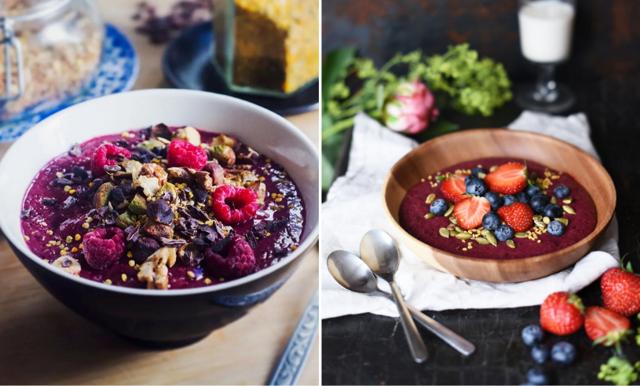 Så gör du trendiga supermaten açaibowl – perfekt till frukost!