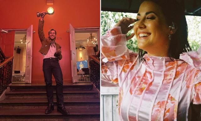 Rockbjörnen 2021 – Benjamin Ingrosso och Molly Sandén kvällens stora vinnare