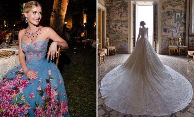Se bilderna från sagobröllopet när Prinsessan Dianas brorsdotter gifte sig i helgen
