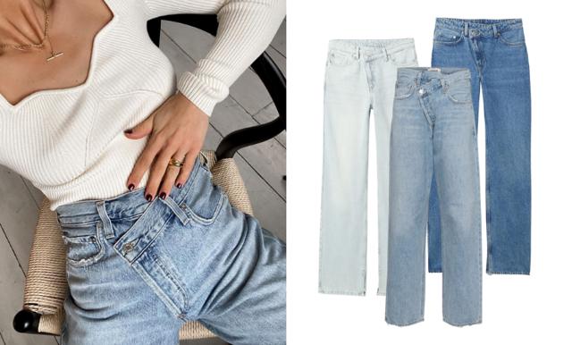 Criss Cross jeansen är höstens stora trend