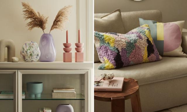 H&M Home – inred med perfekta pasteller