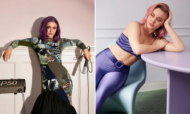 Zara Larsson frontar Maria Nilas nya kampanj Color Refresh