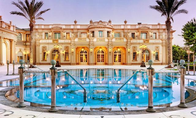 Palatset i Israel som blir ditt för 2,1 miljarder kronor