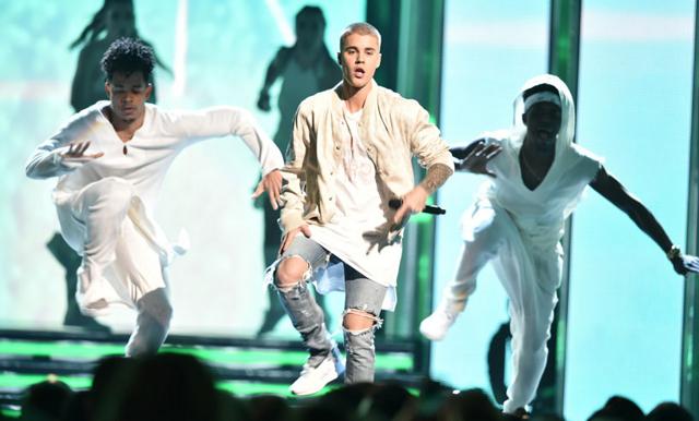 Justin Bieber största vinnaren på MTV-galan igår