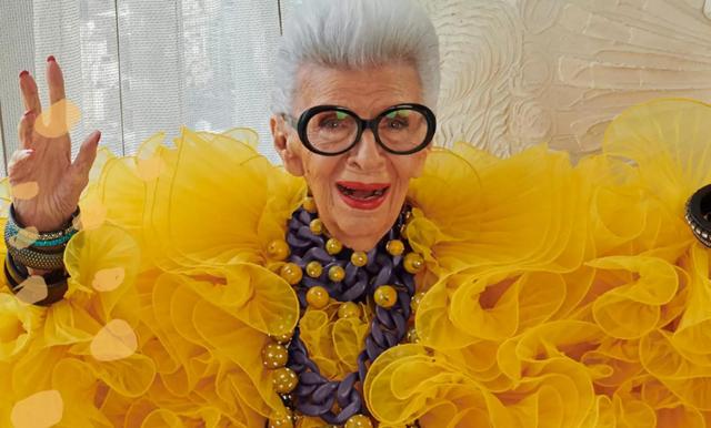 H&M x Iris Apfel – kollektion för att fira stilikonenens 100-åriga födelsedag