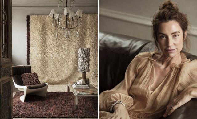 Marie Olsson Nylander i designsamarbete med Ellos