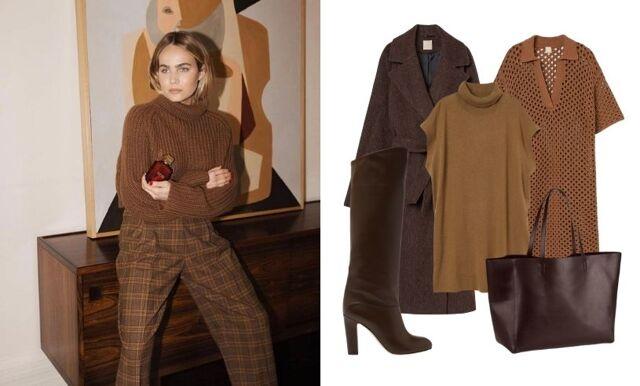 32 bruna plagg – klä dig i en av höstens trendigaste färger