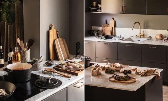 Inspiration till köket från Åhléns Hem