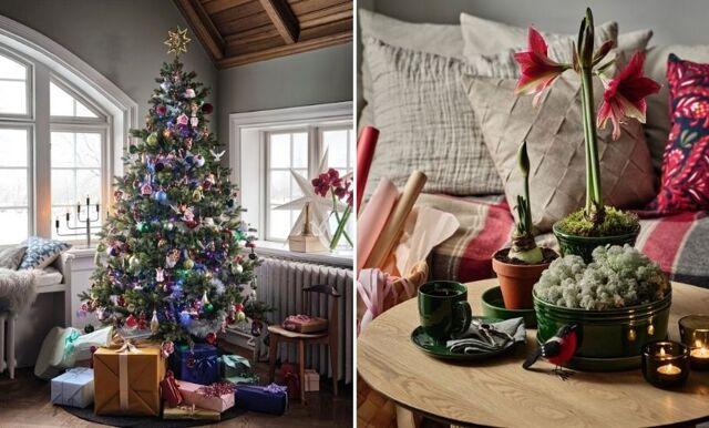 Åhléns Hem 2021 – inspireras av våra käraste jullåtar och hitta din julstil hos varuhuset