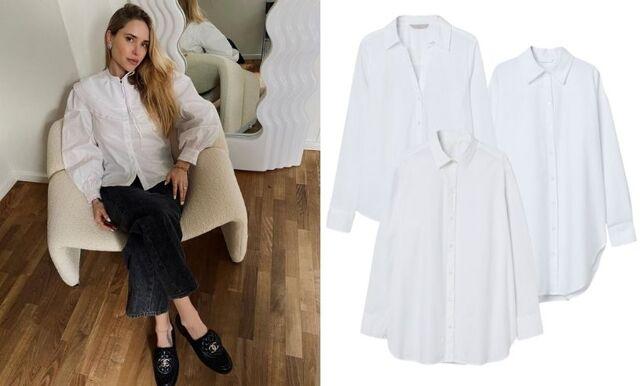 Vita skjortor – 18 perfekta som passar till alla tillfällen