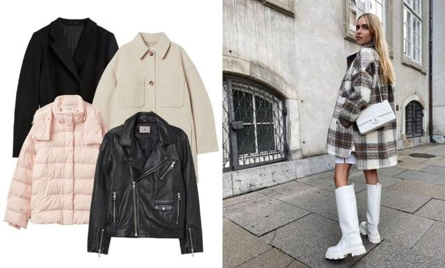 De 5 trendigaste jackmodellerna – 25 snygga jackor och kappor vi vill bära i höst!