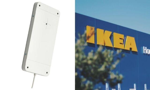 """IKEA lanserar laddaren """"Sjömärke"""" – laddar trådlöst genom bord"""