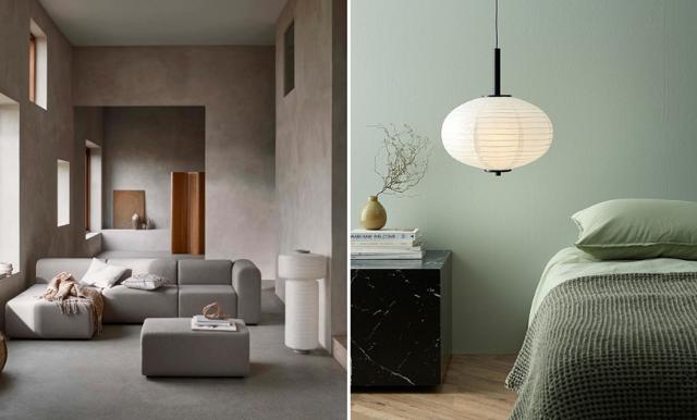 Rislampan är tillbaka – inred hemma med den trendiga detaljen