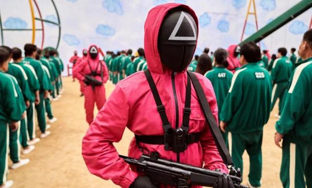 Squid Game – så mycket kostade det att göra den sydkoreanska succéserien