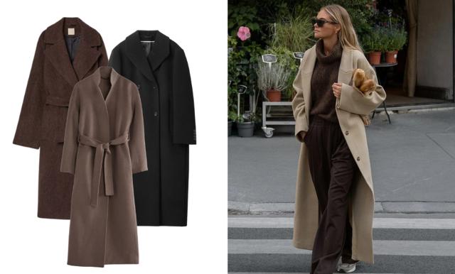 29 snygga och trendiga kappor att bära i höst och vinter