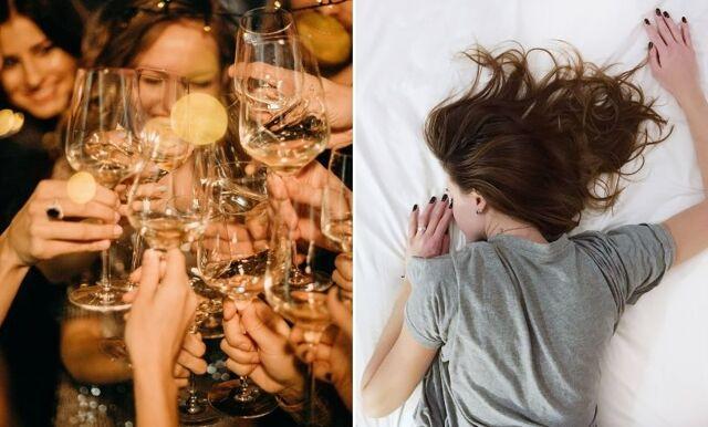 Alkohol gör dig deprimerad – här är anledningarna