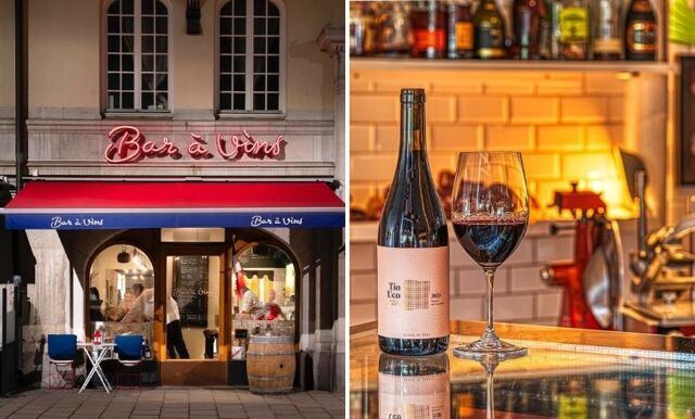 15 trendiga vinbarer i Stockholm