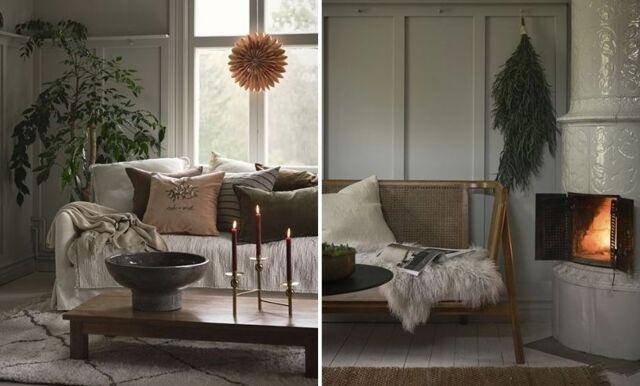 Så ser vintern ut hos Ellos Home – skandinaviskt, naturnära och dova toner
