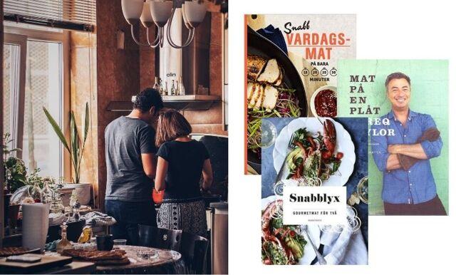 10 kokböcker som underlättar vardagen