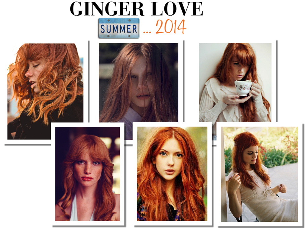 gingerhair