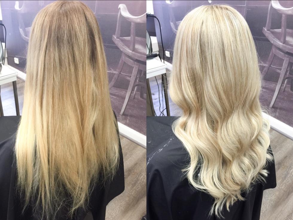 blondutmaning