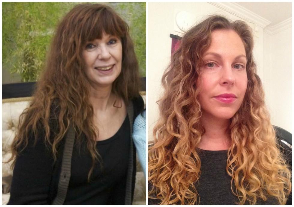 hur får man lockigt hår naturligt