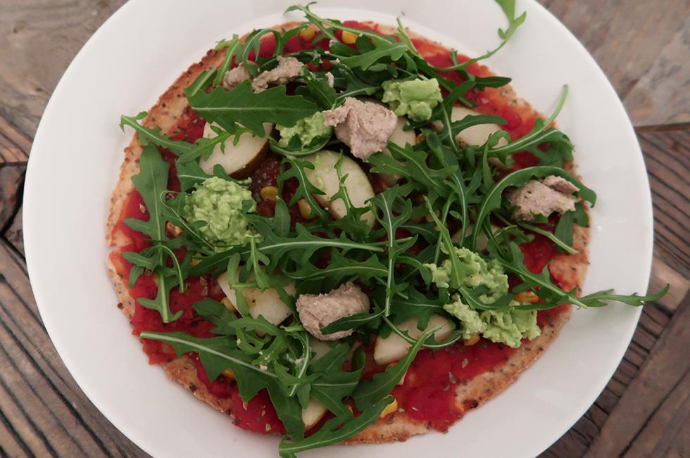 pizza-glutenfri-vegan-recept