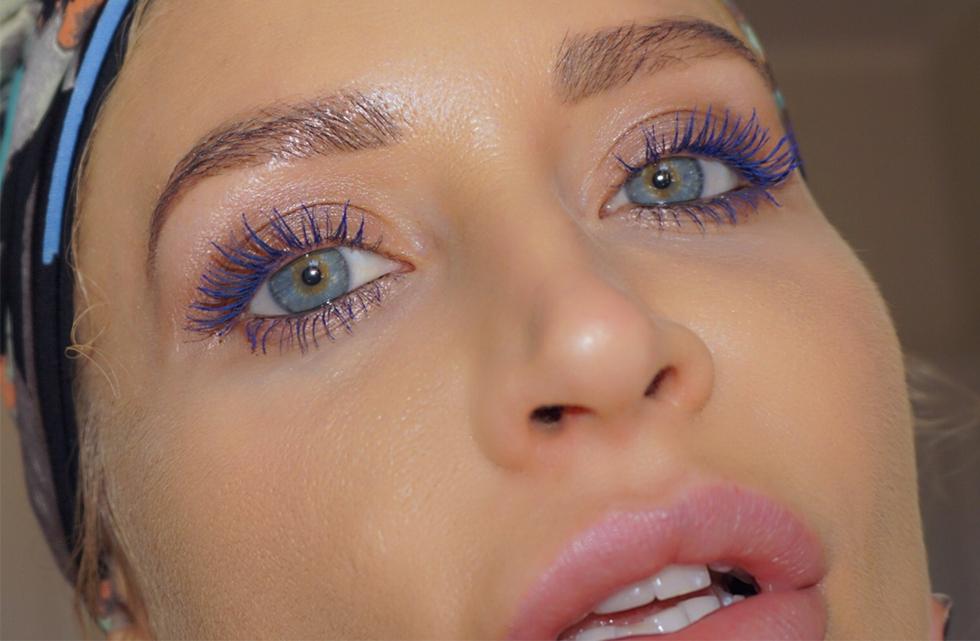 bluemascara